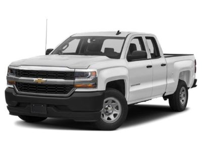 2019 Chevrolet Silverado 1500 LD LT (Summit White)