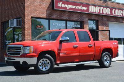 2013 GMC Sierra 1500 SLE (Fire Red)