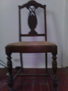 $40, antique chair-- reduced