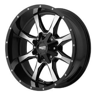 "Buy 8 Lug 170 20"" Inch Ford F250 F350 Wheels Gloss Black Machined Set of 4 Rims motorcycle in Rancho Cucamonga, California, United States, for US $874.80"