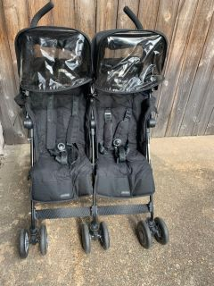 Maclaren Twin Techno Double Stroller