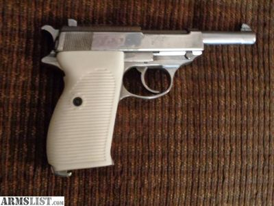 For Sale: WALTHER P38