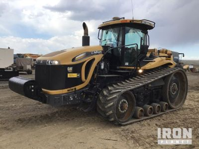 2011 (unverified) Challenger MT865C Track Tractor