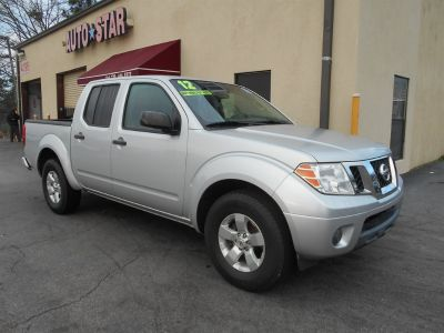 2012 Nissan Frontier S (Silver Or Aluminum)