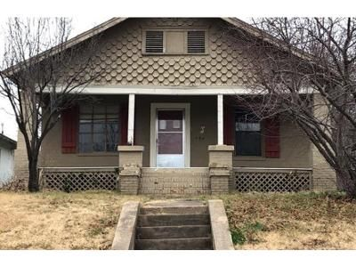 3 Bed 1 Bath Foreclosure Property in Sapulpa, OK 74066 - W Lincoln Ave