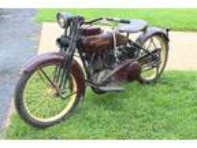 1921 Harley Davidson J model