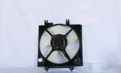 Purchase A/C Condenser Fan Assembly TYC 611250 fits 09-13 Subaru Forester 2.5L-H4 motorcycle in Azusa, California, United States, for US $73.10