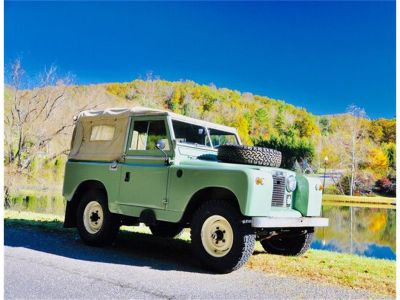 1962 Land Rover Series II 88