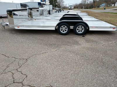 2019 Sundowner 22' Ultra All Aluminum Open Car Trailer