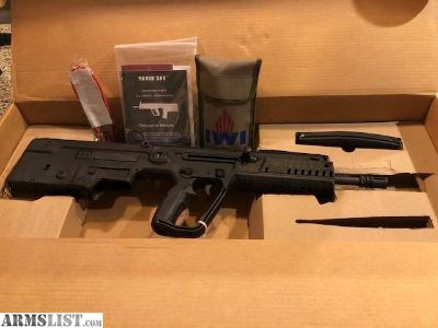 For Sale: BNIB Left-handed IWI Tavor X95 For Sale