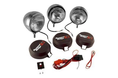 Find Rugged Ridge 15206.62 - Off Road Stainless Steel HID Fog Light Kit motorcycle in Suwanee, Georgia, US, for US $474.89