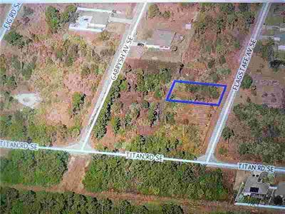 3042 Flagstaff Avenue SE Palm Bay, centrally located parcel