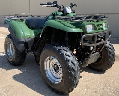 2005 Kawasaki Prairie 360 ATV Utility Plano, TX