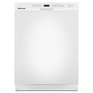 Kenmore  24 Built-In Dishwasher w Sani-Rinse - White  ENERGY STAR