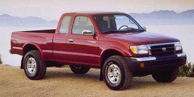 1998 Toyota Tacoma Prerunner (Super White)