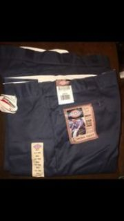 Brand New 40X34 Never Worn Navy Blue Dickies Work Pants