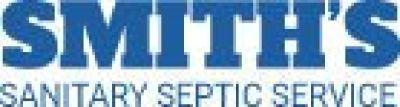 Smith's Sanitary Septic Service