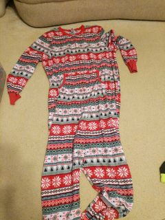 Christmas men's XL onesie