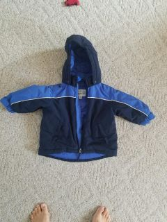 The children's place brand winter coat size 18 months