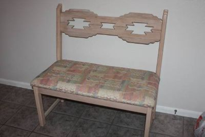 Entry Way Bench or for Table or Bedside