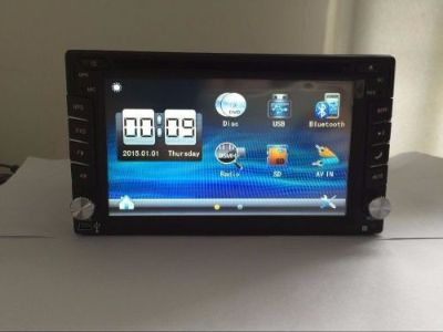 Buy Car DVD Player GPS Navigation 6.2inch 2din Bosion Universal Radio In Dash motorcycle in Hyannis, Massachusetts, United States, for US $189.95