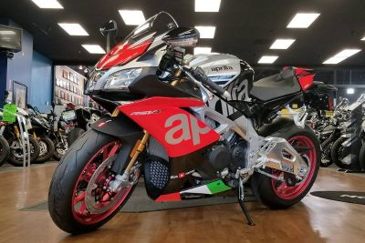 2018 Aprilia RSV4 RF SuperSport Motorcycles Elk Grove, CA