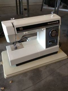 Kenmore electric sewing machine