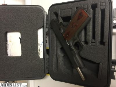 For Sale: 1911 Springfiled 1911-A1