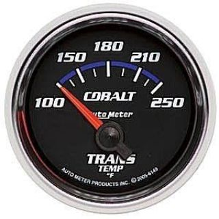 Purchase Autometer 2-1/16in. TRANS TEMP; 100-250 F; SSE; COBALT motorcycle in Acworth, Georgia, US, for US $78.42
