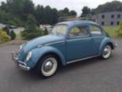 1963 Volkswagen Beetle Classic