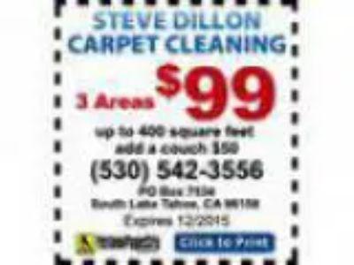 Steve Dillon Carpet Cleaning