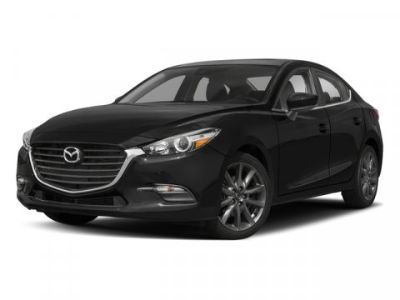 2018 Mazda MAZDA3 4-Door Touring (Deep Crystal Blue Mica)