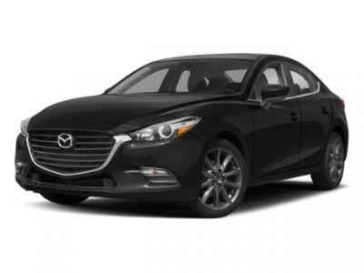 2018 Mazda MAZDA3 4-Door Touring (Sonic Silver Metallic)