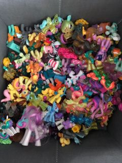 100+ My Little Pony Blind Bags and Shopkins 2010-2013