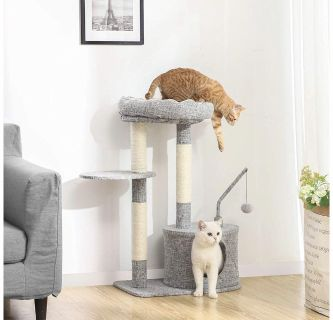Cat activity center. New