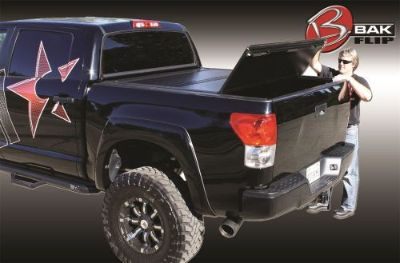 Purchase BAK Industries 72426 BAKFlip F1 Hard Folding Truck Bed Cover Fits 16 Tacoma motorcycle in Chanhassen, Minnesota, United States, for US $1,049.88