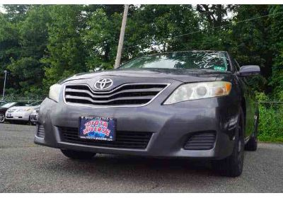 Used 2010 Toyota Camry 4dr Sdn I4 Auto