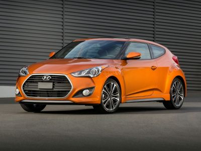 2016 Hyundai Veloster Turbo (Ultra Black)