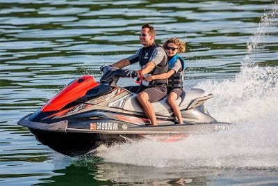 2017 Yamaha VX DELUXE 3 Person Watercraft Fayetteville, GA