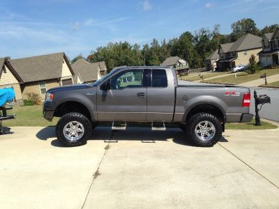 Excellent condition 2004 Ford F-150 FX4