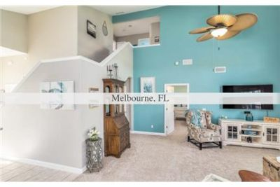 4 bedrooms \ 3 bathrooms \ Melbourne - in a great area. Washer/Dryer Hookups!