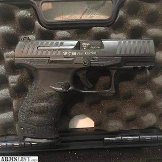 For Sale/Trade: Walther PPQ 9mm - Made in Germany