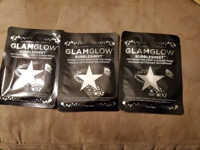 $12 for 3 - Glamglow Bubble masks sell for $9 each ($24)