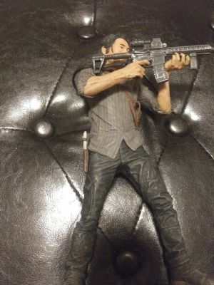 Walking Dead Collectibles(you must pick up)