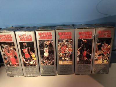Michael Jordan Upper Deck Locker Series Choice