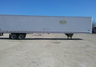 2008 Hyundai 53ft-Dry-Van-Trailer