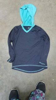 Size 8/10 hooded shirt