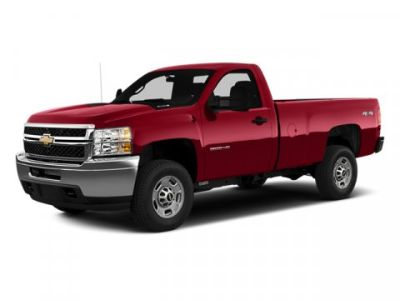 2014 Chevrolet RSX Work Truck (Graystone Metallic)