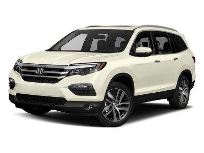 2017 Honda Pilot Touring (Green)
