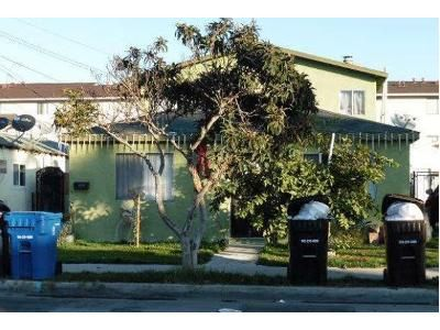 4 Bed 2 Bath Foreclosure Property in Hawthorne, CA 90250 - 3239 12 W 139th St